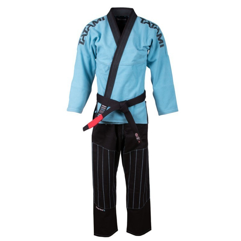 BJJ GI INVERTED COLLECTION BLUE & BLACK