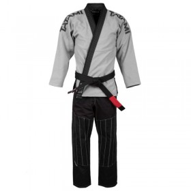 BJJ GI INVERTED COLLECTION GREY & BLACK