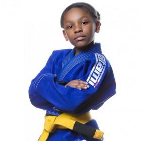 KIMONO KIDS TATAMI FIGHTWEAR ESTILO BLUE