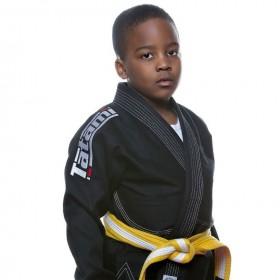 KIMONOS ENFANTS TATAMI FIGHTWEAR ESTILO 5.0 NOIR
