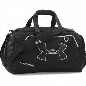 "Under Armour Gym Bag ""Undeniable Duffel"" -Black"