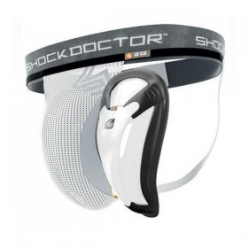 Shock Doctor Supporter with Bioflex Cup Groin Protector