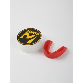 MANTO MOUTHGUARD VICTORY RED