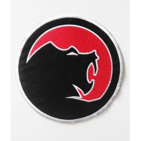 PATCH JJB DOGUERA SUBMISSAO NOIR & ROUGE