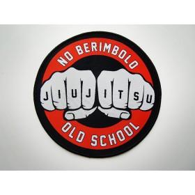 PATCH BJJ NO BEROMBOLO OLD SCHOOL