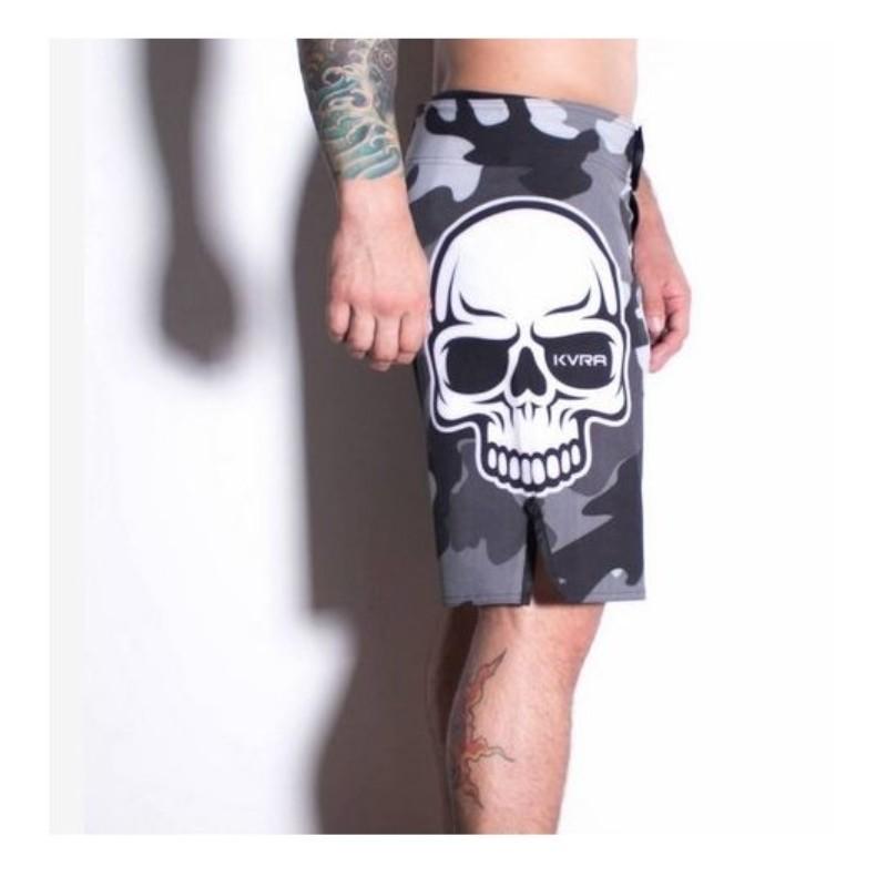 Short KVRA Full Skull Shorts Camo
