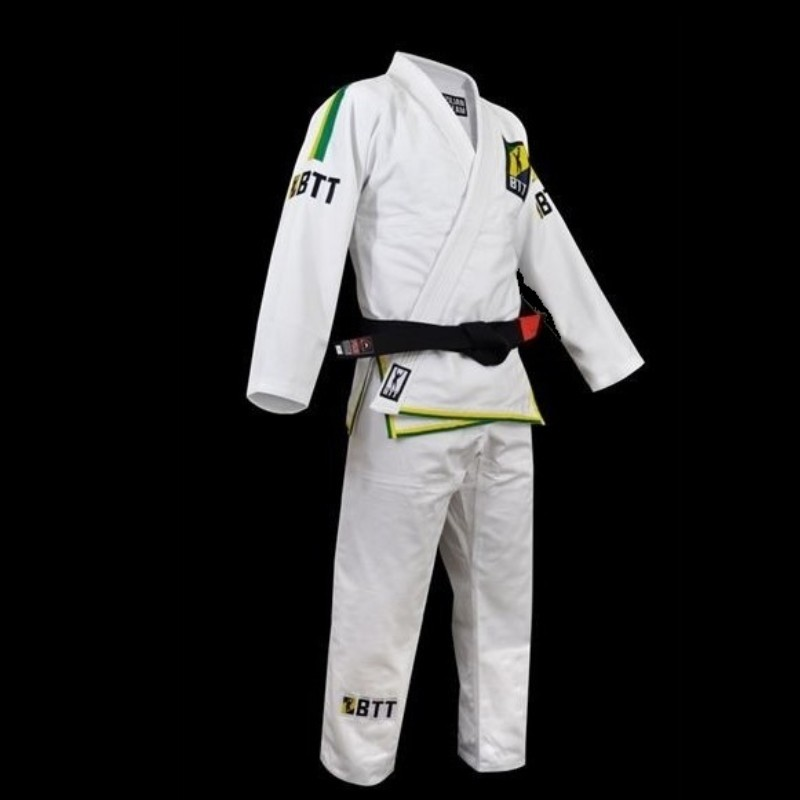 Gi FUJI Brazilian Top Team White