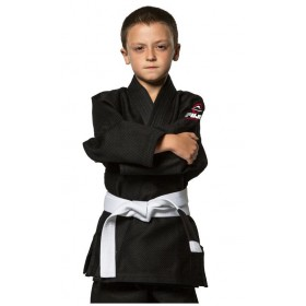 BJJ GI KIDS FUJI All Around black