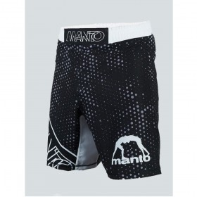 FIGHTSHORT MANTO DOTS NOIR