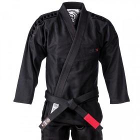 KIMONO JIU JITSU TATAMI FIGHTWEAR ESTILO 5.0 NOIR & NOIR