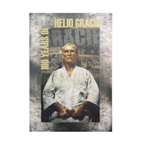 Poster - Grand Master Helio Gracie