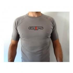 Tee Shirt GRIPS khaki