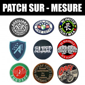 PATCH SUR-MESURE