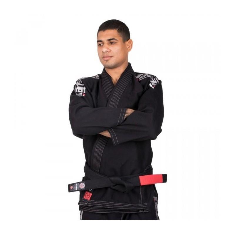 KIMONO JJB TATAMI FIGHWEAR ESTILO 5.0 BLACK