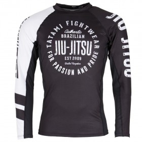 RASH GUARD BJJ TFW PRIDE & PASSION LONG SLEEVE