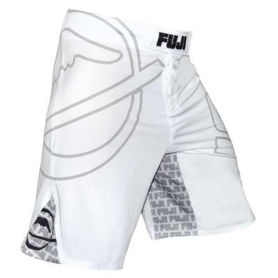 FIGHTSHORT FUJI INVERTED BLANC