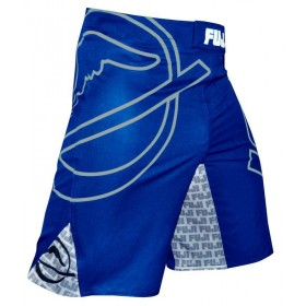 FIGHTSHORT FUJI INVERTED BLUE