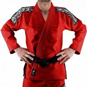 Kimono JJB Bõa Treinado Rouge 3.0