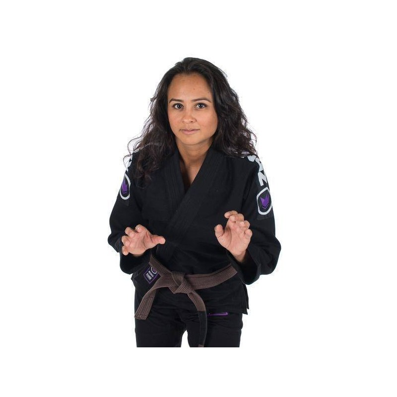 BJJ GI WOMEN BASIC 2.0 BLACK