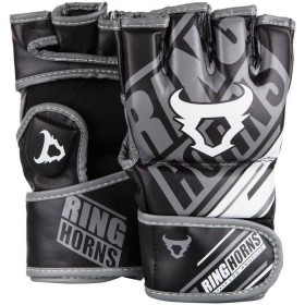 MMA Gloves Ringhorns Charger Black / Fluo Yellow