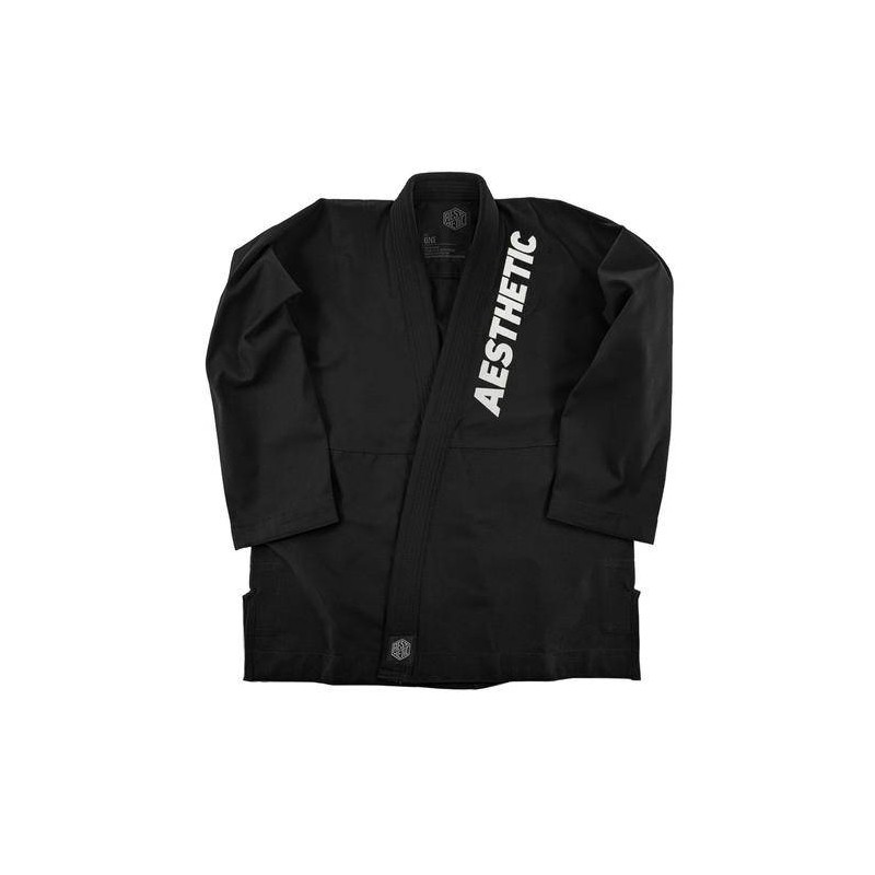 BJJ GI AESTHETIC ULTRALITE BLACK