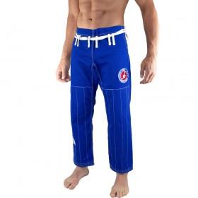 Pantalon Bõa de Jiu-Jitsu Brésilien Jogo no Chão - Bleu