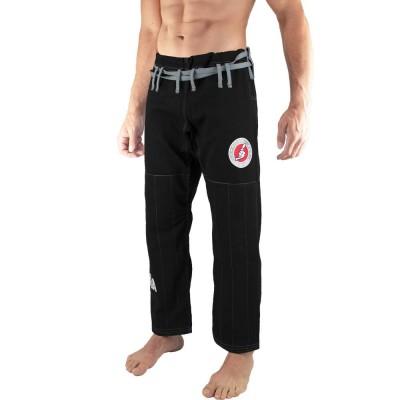 Pantalon Bõa de Jiu-Jitsu Brésilien Jogo no Chão - Noir