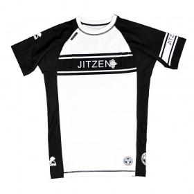 """Kimono JJB personnalisé pour club """"JITZEN"""""""