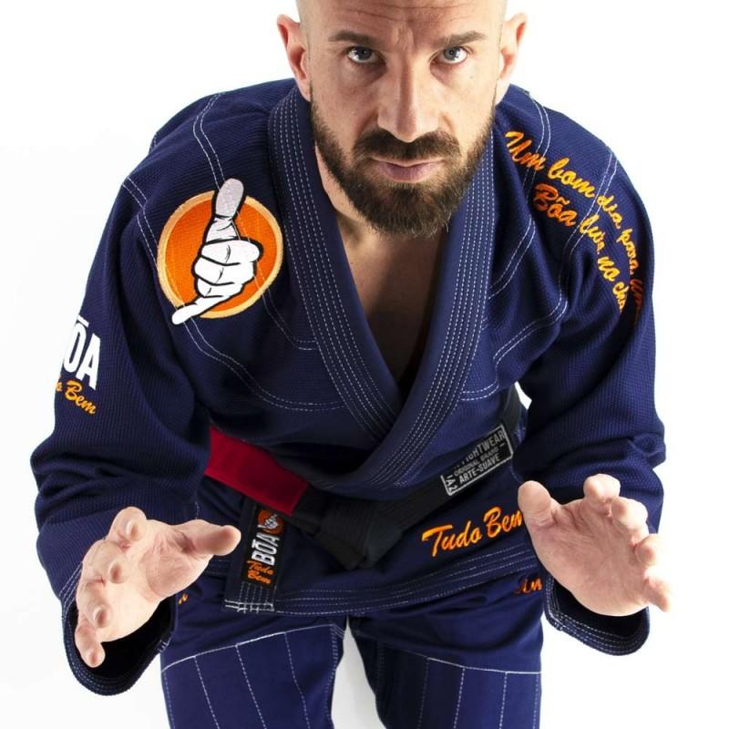 Kimono de Jiu-Jitsu Brésilien Homme Boa Tudo Bem Edição
