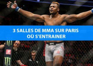 MMA Paris | Les 3 salles de MMA où s'entrainer à Paris