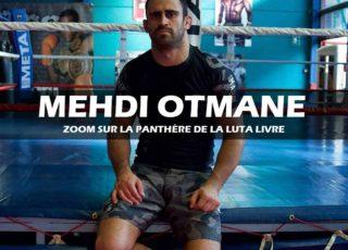 Interview de Mehdi Otmane La Panthère de la Luta Livre