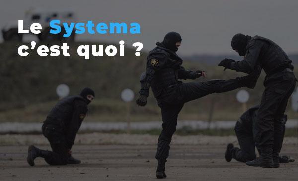 Le Systema c'est quoi ? On vous explique !