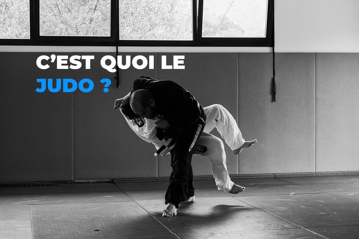C'est quoi le Judo?