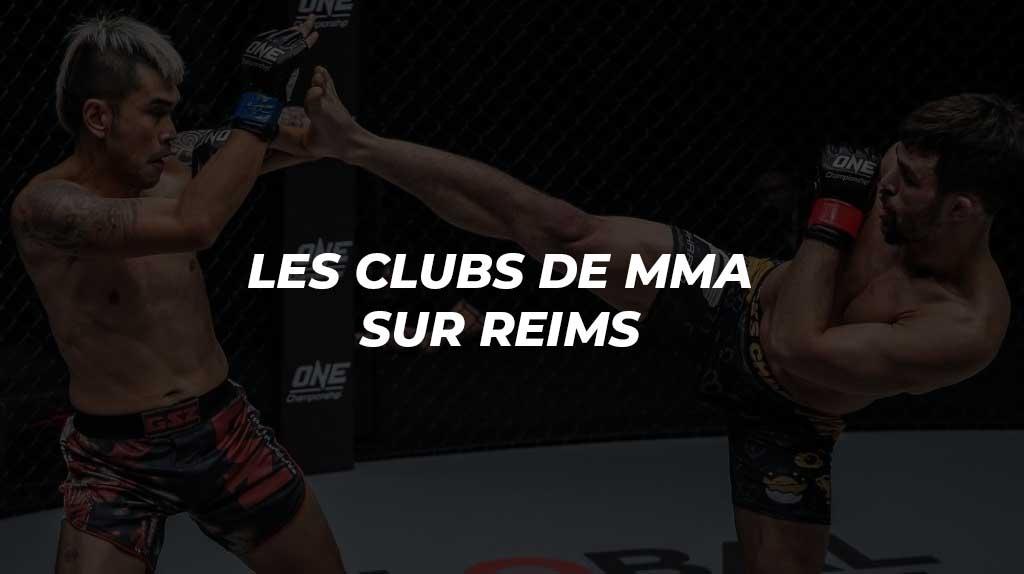 MMA Reims   Les clubs de MMA où s'entraîner à Reims