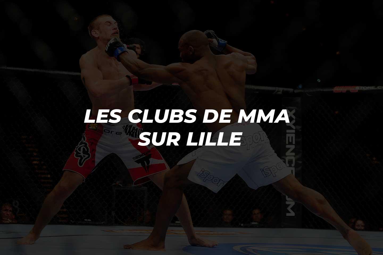MMA Lille | Les clubs de MMA où s'entraîner à Lille