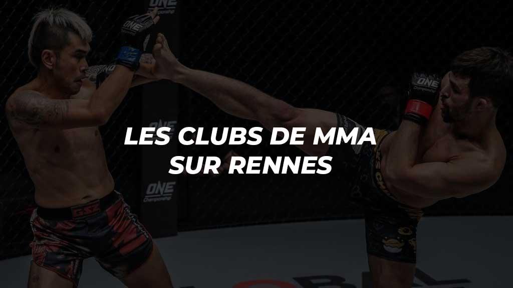 MMA Rennes   Les clubs de MMA où s'entraîner à Rennes