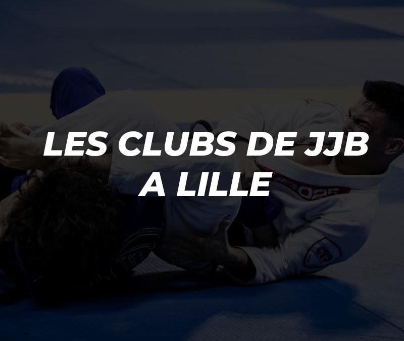 JJB Lille | Les clubs de Jiu Jitsu Brésilien à Lille