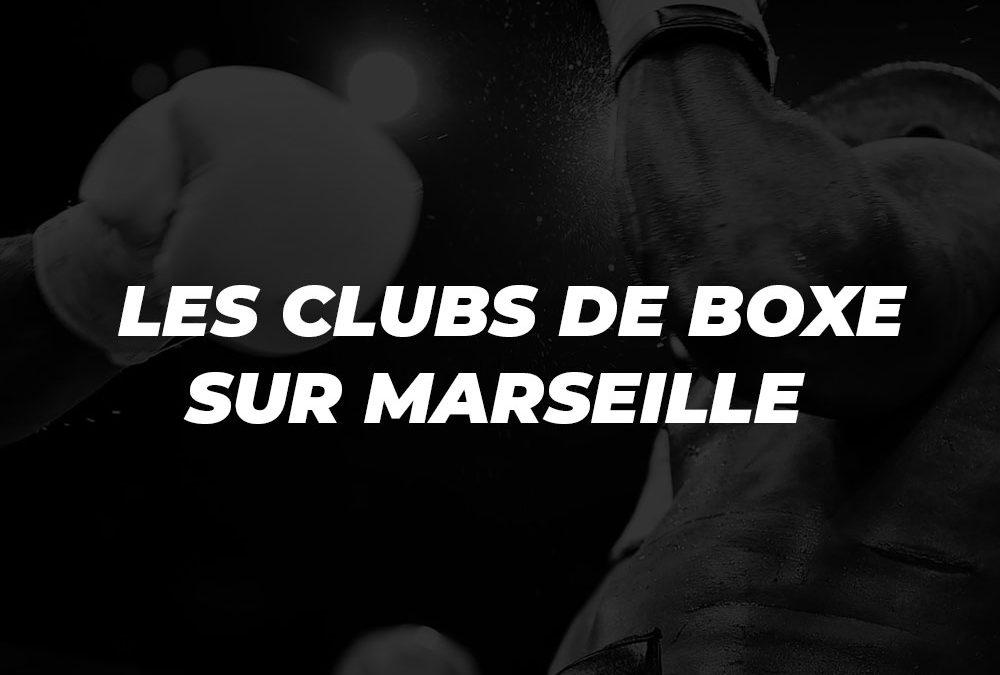 Boxe Marseille   Les clubs de Boxe Anglaise à Marseille